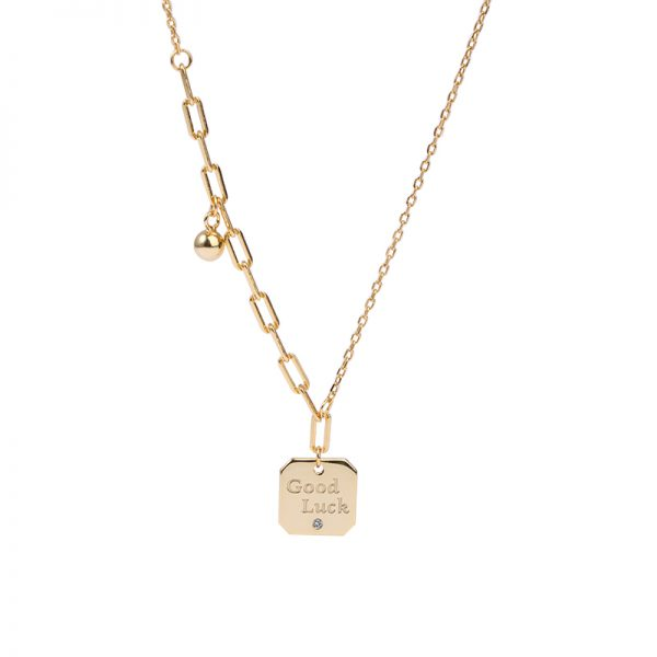 Good luck necklace -G